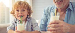 چرا باید شیر بخوریم