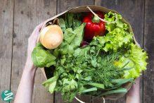 چند دلیل برای خوردن مداوم سبزی