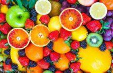 بهترین زمان برای میوه خوردن