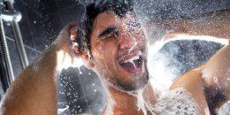 فایده های دوش آب سرد بعد از ورزش