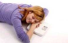 کاهش وزن در خواب !